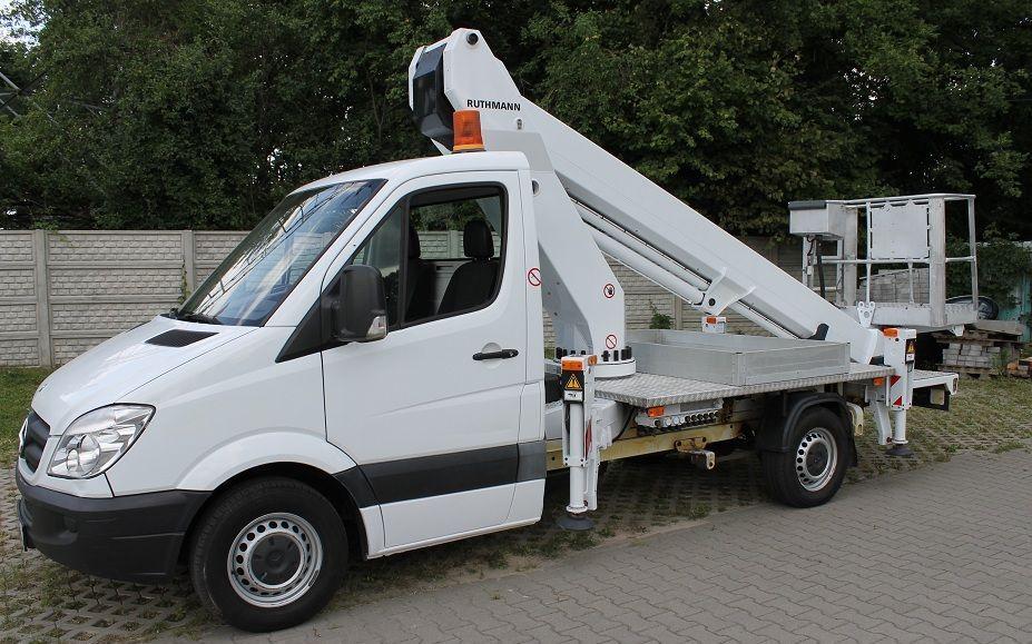 HUBMAX GmbH ---  Kfz-Hubarbeitsbühnen-Vermietung